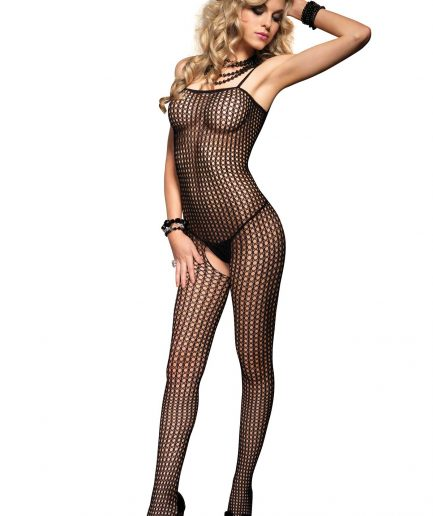 Crocheted Bodystocking